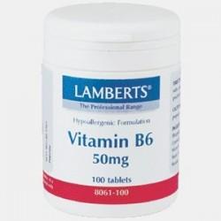 La vitamina B6 contribuye a la función psicológica normal, a la reducción de la fatiga y el cansancio. También participa en la