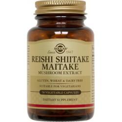 REISHI SHIITAKE MAITAKE SOLGAR