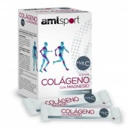 COLÁGENO CON MAGNESIO AML SPORT STICKS